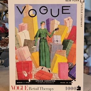Vogue Retail Therapy Puzzle